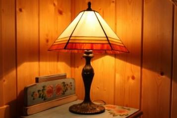 Lampy - Lesní sklo