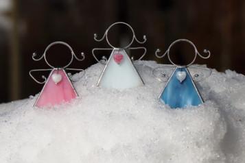 Andílci mini - Lesní sklo