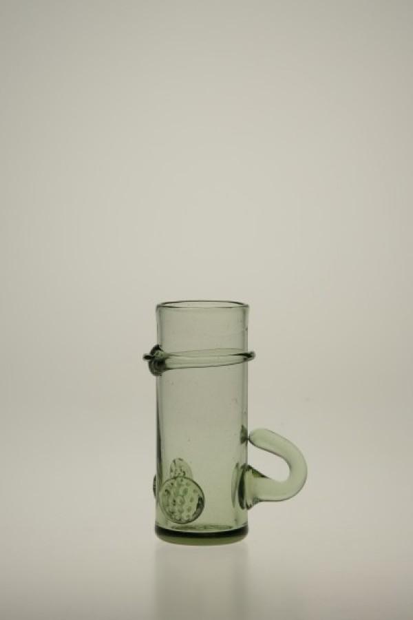 Likérka s ouškem - Lesní sklo