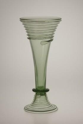 Kónická číška z Opavy - Lesní sklo