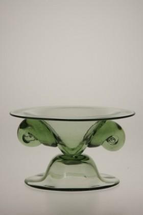 Svícen se šneky - Lesní sklo