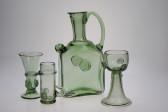 Lahvice hranatá - Lesní sklo