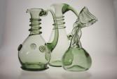 Karafa kuželka - Lesní sklo