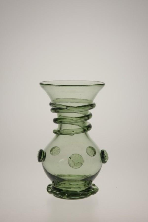 Vázička - Lesní sklo