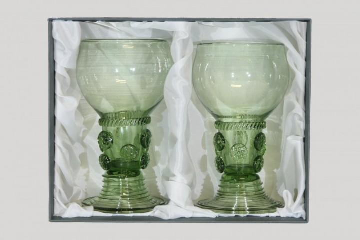 Dárkové balení dvou Romerů II. - Lesní sklo