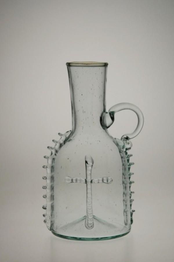 Lahvička - Lesní sklo