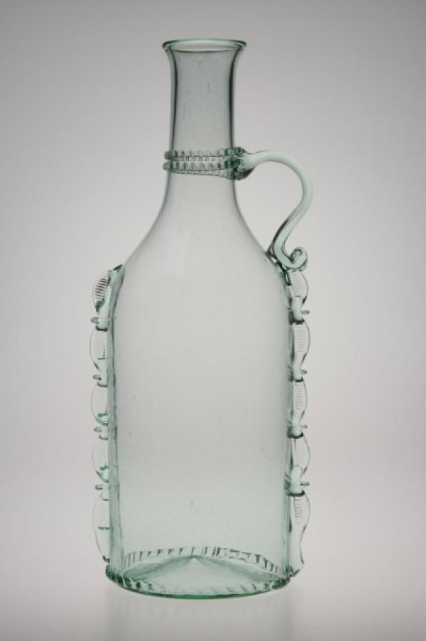 Lahvice kulatá - Lesní sklo