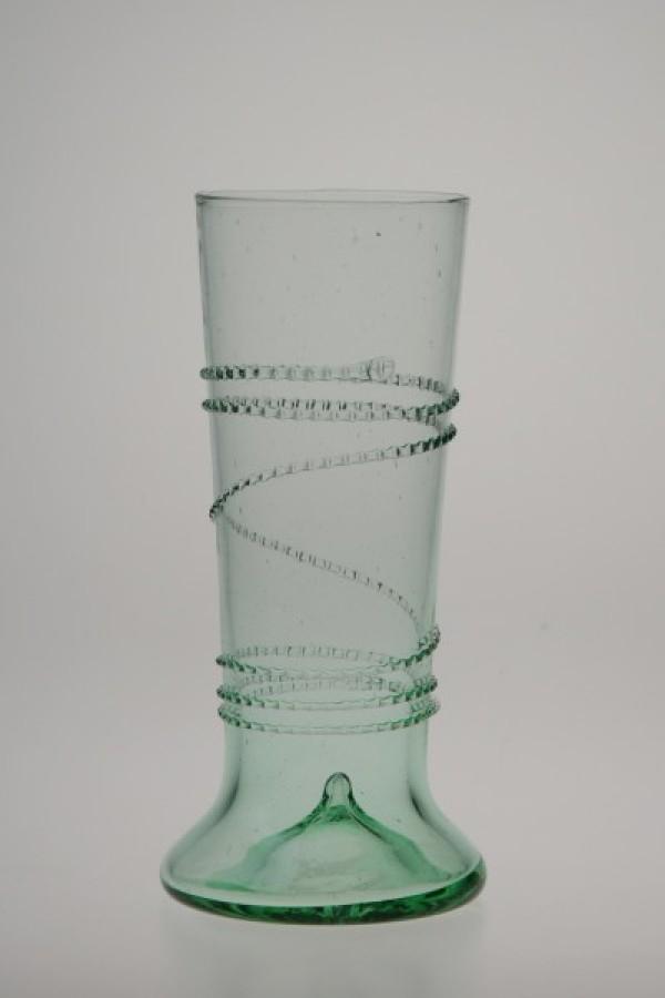 Číška s rádlovou spinou - Lesní sklo