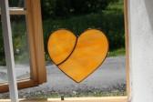 Srdce medové - Lesní sklo