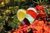 Srdce barevné - Lesní sklo