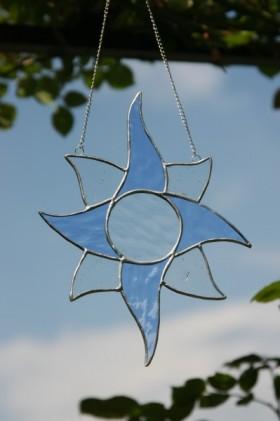 Slunce jako nebe - Lesní sklo