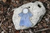 Andělka modrá - Lesní sklo