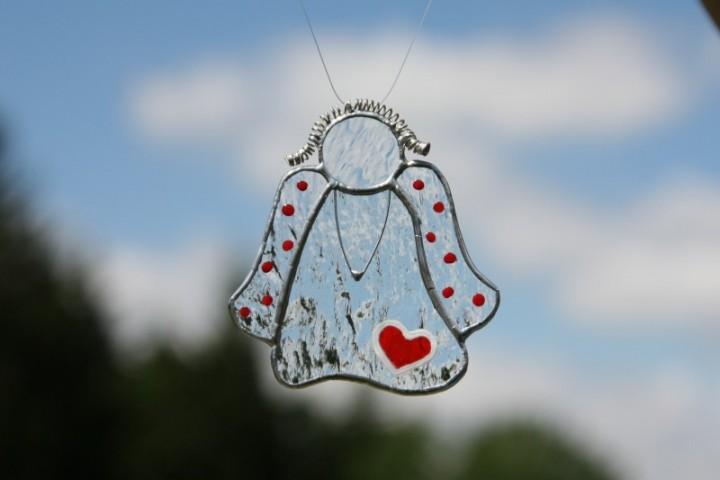 Andělíček z lásky - Lesní sklo