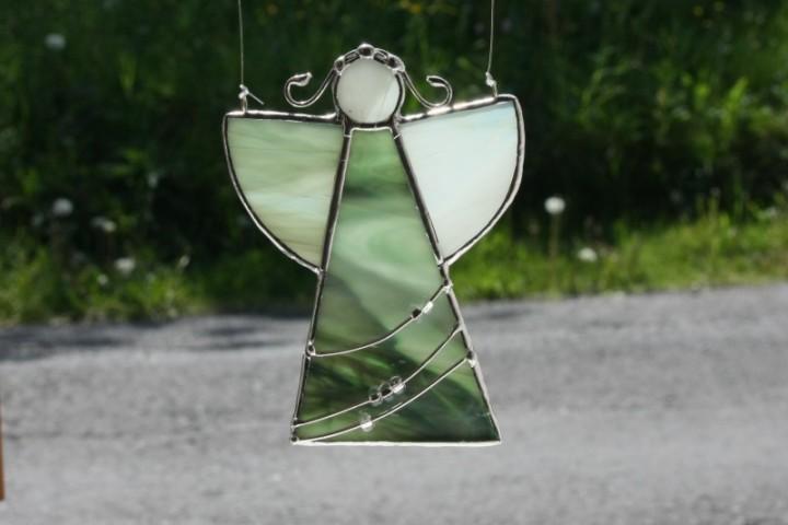 Andělka zelená - Lesní sklo