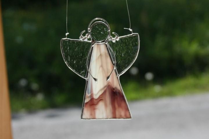 Slečna Andělka - Lesní sklo