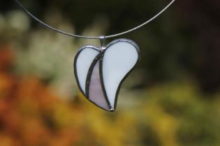 Srdíčko pro romantiky - Lesní sklo
