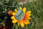 Šperk od vodníka - Lesní sklo