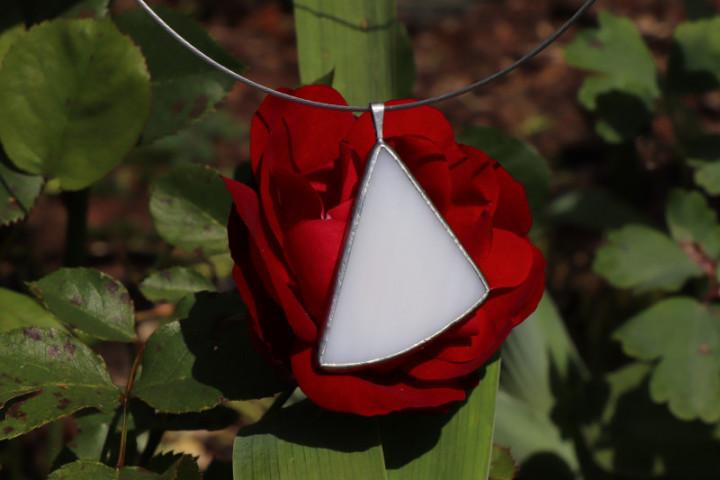 Sněhový šperk - Lesní sklo