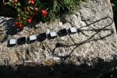Šperk ze šachovnice - Lesní sklo