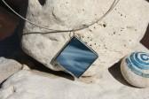 Šperk z moře  - Lesní sklo