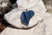 Srdíčko z moře - Lesní sklo