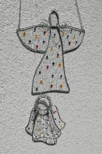 Andělíček puntíkový - Lesní sklo