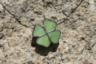 Čtyřlístek zelený - Lesní sklo