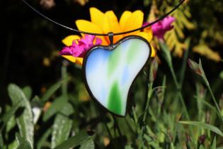 Srdíčko barevné - Lesní sklo