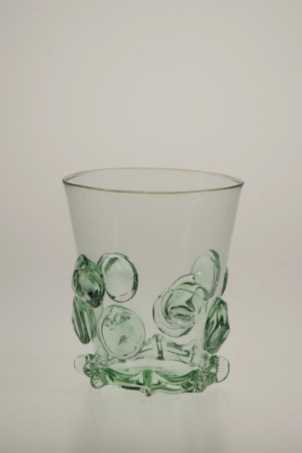 Pohárek s nálepy - Lesní sklo
