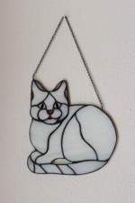 Kočička Lůca - Lesní sklo