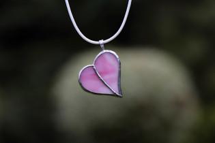 Srdíčko malé růžové - Lesní sklo